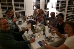 2016 Smørrebrød party